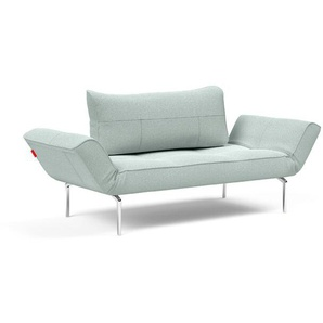 INNOVATION Schlafsofa, Pacific pearl, Stoff