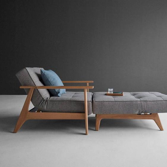 INNOVATION LIVING ™ Sessel »Splitback«, mit Frej Arm, in Eiche, in skandinavischen Design