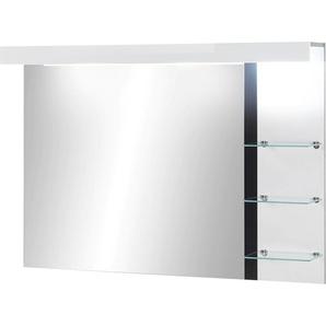 INOSIGN Badspiegel Panarea B/H/T: 120 cm x 85 20 weiß Badmöbel