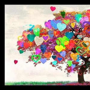 Inosign Bild »MALIA RODRIGUES - Tree of Love«, bunt