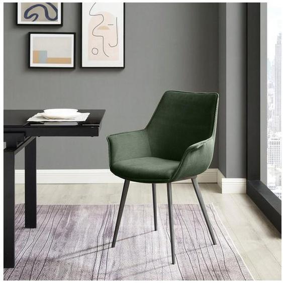 INOSIGN Esszimmerstuhl »Bente« (Set), 2er-Set, Sitz und Rücken gepolstert, in 3 verschiedenen Farben