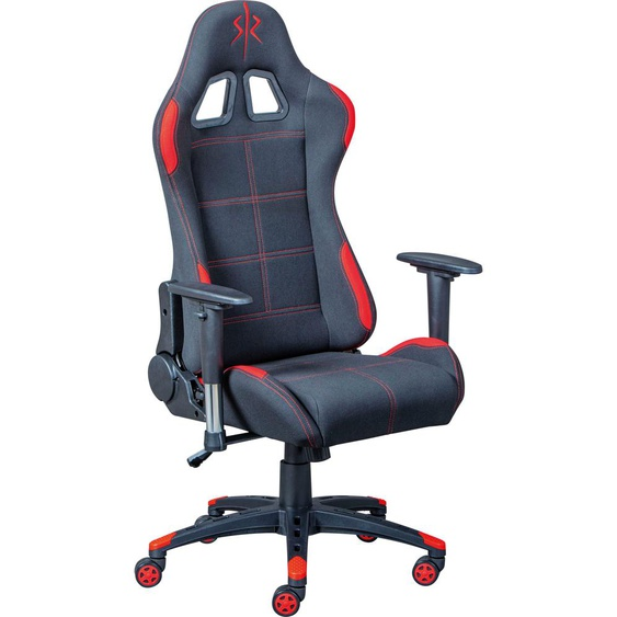 Gaming Chair, 69x125x50 cm (BxHxT), INOSIGN, Material Kunststoff