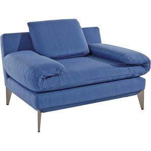INOSIGN Sessel, blau, FSC-Zertifikat, , , FSC®-zertifiziert