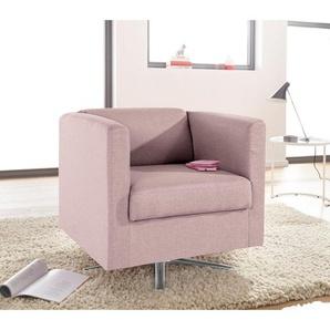 INOSIGN Sessel »Bob«, drehbar mit Sternfuß