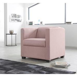 INOSIGN Sessel »Bob«, in verschiedenen modernen Farben und Qualitäten