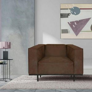 INOSIGN Sessel »Panama«, Loveseat mit Keder, Metallgestell, in modernem Design