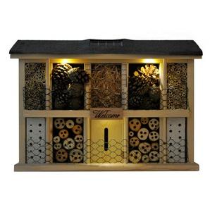 Insektenhotel landsonne Insektenhaus Bienenhotel Brutkasten