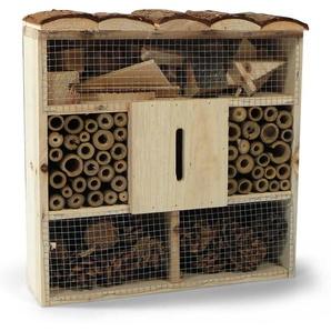 Insektenhotel, Nistkasten Insektenhaus Brutkasten Vogel Bienen Garten