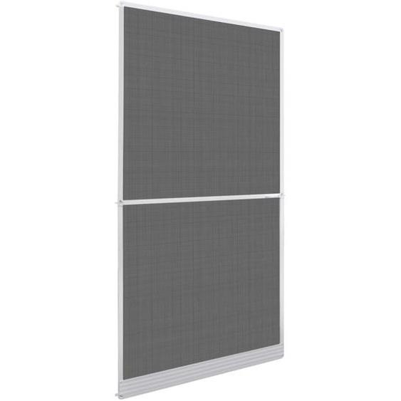 Insektenschutz mit Scharnieren für Türen 120 x 240 cm weiß