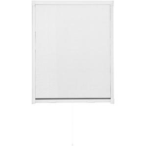 Insektenschutz-Rollo (130x160, weiß)