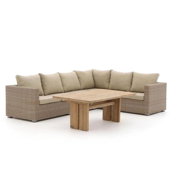 Intenso Carpino/ROUGH-L Esstisch lounge-Set 3-teilig rechts
