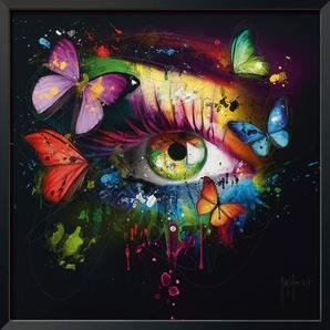 Wandbild 30 x 30 cm