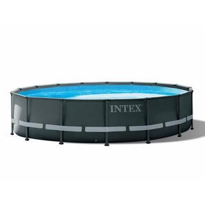 Intex 26326 Ultra XTR Frame Rund Aufstellpool 488x122cm