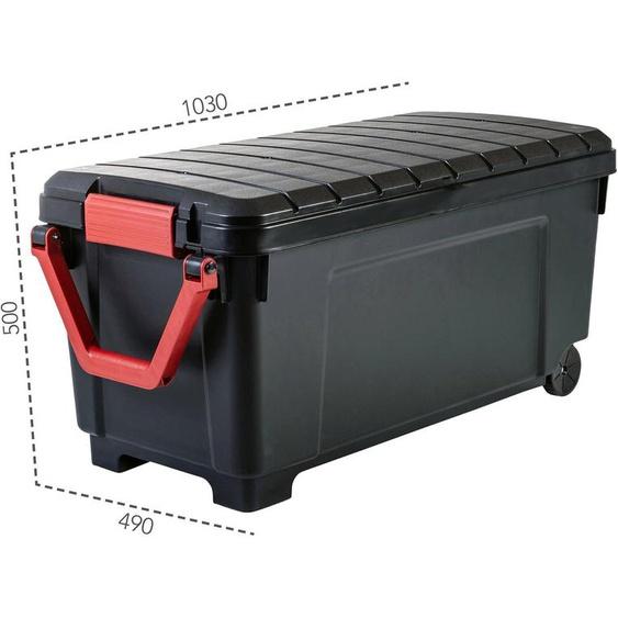 IRIS OHYAMA Aufbewahrungsbox »SIA1000«, 170 Liter