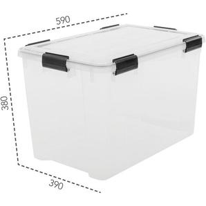 IRIS OHYAMA Aufbewahrungsbox »Water Proof ATLD«, Inhalt 70 Liter