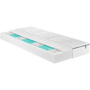 Irisette Sale Taschenfederkernmatratze »Irisette Büsum«, 1x 100x200 cm, weiß, 81-100 kg