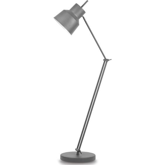 its About RoMi,Stehlampe Belfast 1 -flg. / Ø27 cm, H:100 cm grün Standleuchten Stehleuchten Lampen Leuchten