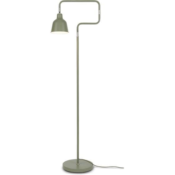 its About RoMi,Stehlampe London 1 -flg. / Ø71 cm, H:150 cm grün Standleuchten Stehleuchten Lampen Leuchten
