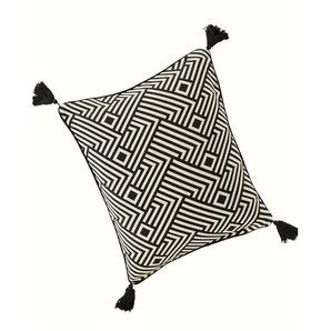 Jacquardkissenhülle African Spirit - bunt - 100 % Baumwolle - Zierkissen & Polsterrollen  Zierkissen - Kissenbezüge