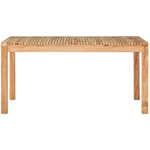 Jan Kurtz Möbel Tisch Samoa, 75x150x75 cm