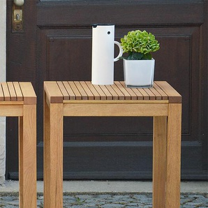 Jan Kurtz Möbel Tisch Samoa, 75x75x75 cm