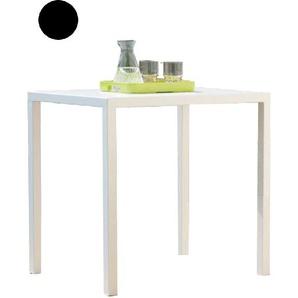 Jan Kurtz - Newtown  Tisch - S - schwarz - outdoor