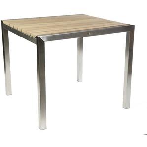 Jan Kurtz - Tisch Luxury - quadratisch - Teak - outdoor