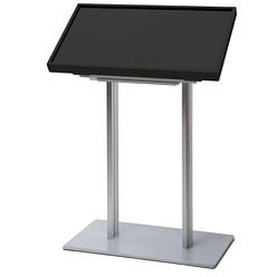 Showdown® Displays TV-Ständer VESA Mount Infodesk silber
