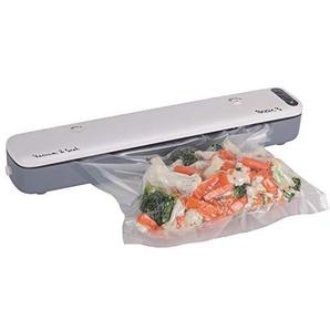 Jata EV109 Versiegelungsgerät, 4 Lebensmittel vervielfacht, Vakuumiersystem, Freisprecheinrichtung, 10 Sekunden, 85 W, Weiß