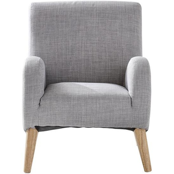 Jimmylee Kindersessel , Grau , Textil , 55.5x55.5x45 cm