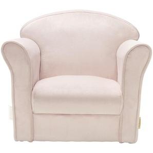 Jimmylee: Sessel, Pink, B/H/T 39 44 50