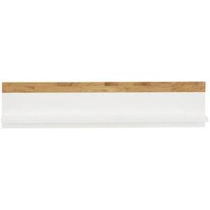 Jimmylee: Wandboard, Eiche, Weiß, Eiche, B/H/T 90 20 17