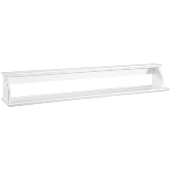 Jimmylee Wandboard Weiß , 93x20x18 cm