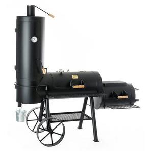 "Joe's BBQ Smoker 16"" Chuckwagon Schwarz"