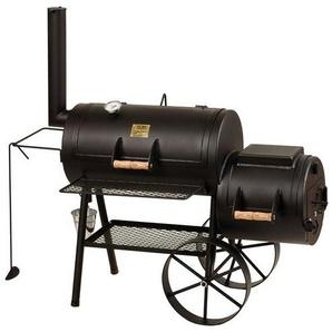 """Joe's BBQ Smoker 16"""" Special Schwarz"""