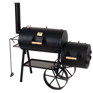 "Joe's BBQ Smoker 16"" Tradition Schwarz"