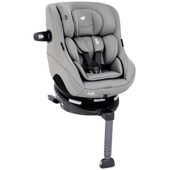 Joie Kinderautositz Spin 360 GT , Grau , Textil , 45x67-76.5x55.5 cm