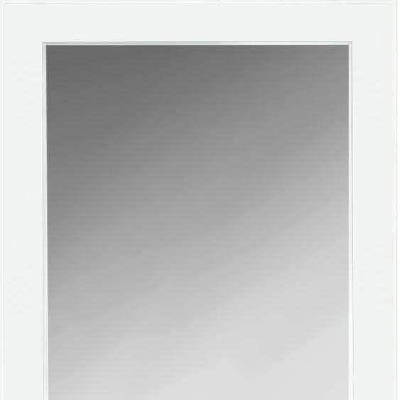 jokey Badspiegel ClearLight B/H/T: 80 cm x 60 4,5 silberfarben und Spiegelschränke Badmöbel Badaccessoires SOFORT LIEFERBARE Möbel