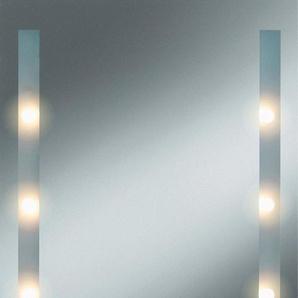 KRISTALLFORM Spiegel »Moonlight 1«, 50 x 70 cm, LED