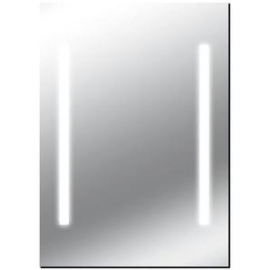 KRISTALLFORM LED-Lichtspiegel »Sirius I«, 50 x 70 cm