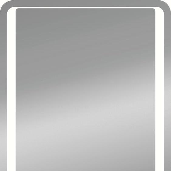 jokey LED-Lichtspiegel Roomlight II, 50x70 B/H/T: 50 cm x 70 2,9 silberfarben Badspiegel und Spiegelschränke Badmöbel Badaccessoires SOFORT LIEFERBARE Möbel