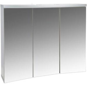 Jokey LED-Spiegelschrank Ancona 83 x 69 x 25 cm