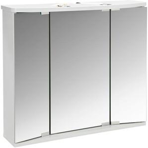 Jokey LED-Spiegelschrank Funa weiß 68 x 60 x 22 cm