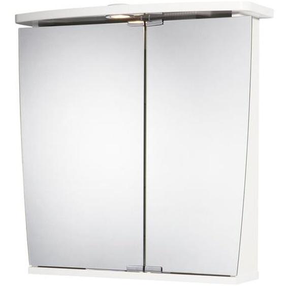 jokey Spiegelschrank »Numa LED« weiß, 58 cm Breite