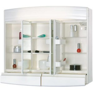 Jokey Spiegelschrank Topas Eco weiß 60 x 53 x 18 cm