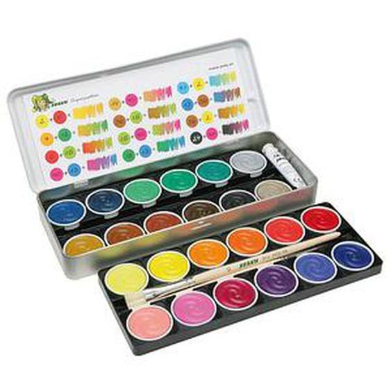 JOLLY SUPERTABS Wasserfarbkasten 24 Farben