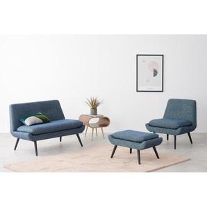 Jonny 2-Sitzer Sofa, Revivalblau