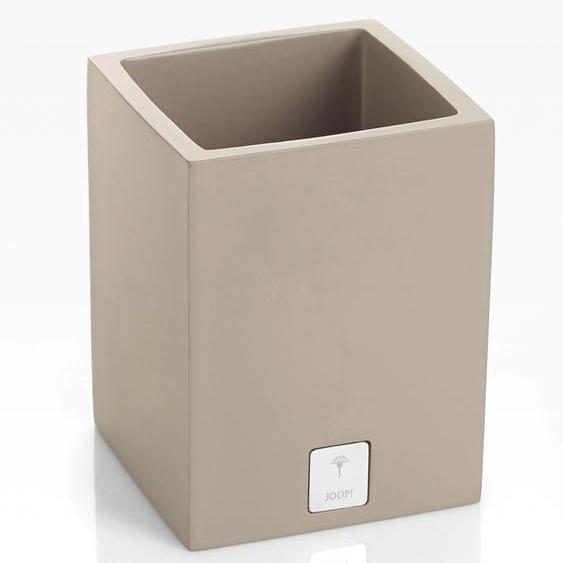Joop Aufbewahrungsbox 7,5x7,5x11 cm grau Boxen Truhen, Kisten Körbe Schlafzimmer Aufbewahrungsboxen