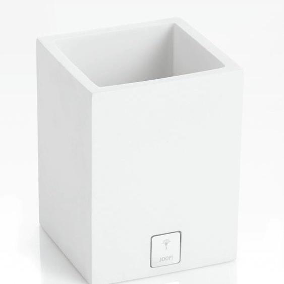 Joop Aufbewahrungsbox 7,5x7,5x11 cm weiß Boxen Truhen, Kisten Körbe Schlafzimmer Aufbewahrungsboxen