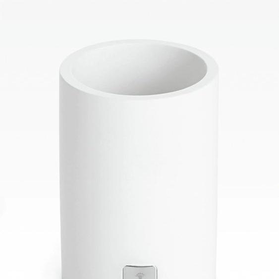 Joop Aufbewahrungsbox BATHLINE 7,5x7,5x11 cm weiß Boxen Truhen, Kisten Körbe Schlafzimmer Aufbewahrungsboxen
